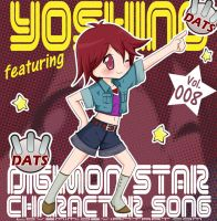 Digimon Star Song vol.8 by JinZhan