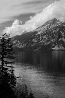 Tetons II by knoose