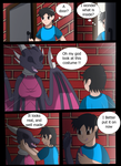 Comission: Anthro Cynder suit page 1(Dragon TF TG) by DarkDragon-Phoenix