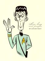 Live Long And Prosper by Themrock
