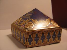 Chocolate Frog 1 by Nightmare247Stock