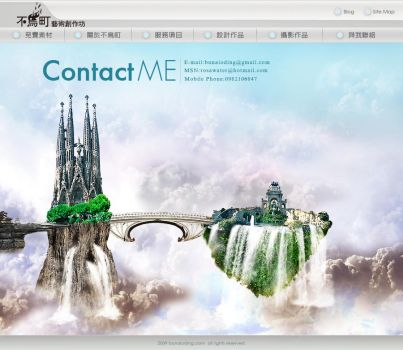 my web ---- contact me by bunaioding
