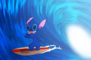Hawaiian Roller Coaster Ride by YaneYing