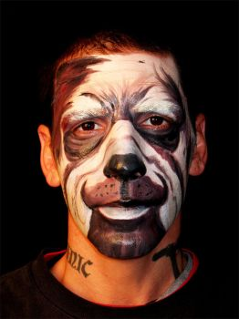 Dog Make-Up by Anesthetic-X