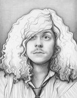 Workaholics Fan Art: Blake by Olechka01