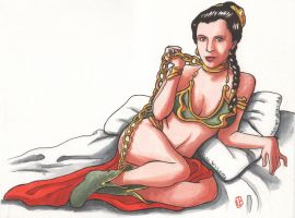 Leia by Misaky
