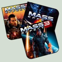 Mass Effect Icon Pack by Alucryd