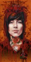 Oli Sykes Blessed with a Curse by Cynthia-Blair