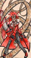 Grell the Grim Reaper by Edo--sama