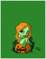 LBH Poison Ivy by KidNotorious by VPizarro626