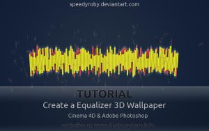 Create a equalizer 3D wall by SpEEdyRoBy