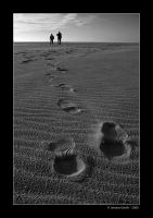In the footprints... by virtualdesign