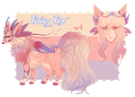 Fairy Fox | Auction - OPEN| Ending Tomorrow| by Judaime