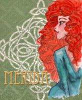 Merida by mox-ie