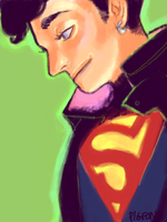 super boy tegakie by pigeon-dark