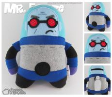 Mr. Freeze 2 by ChannelChangers