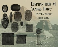 Scarab Trove by siarca
