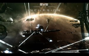 EVE Online Incursion Wallpaper by Helge129