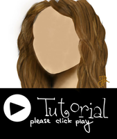 Hair (Tutorial on Ds2) (Day 341) by Hedwigs-art