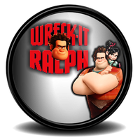 Wreck It Ralph-v2 by edook