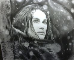 Keira Knightley by areyes88