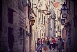 Dubrovnik Old Town by Sixo