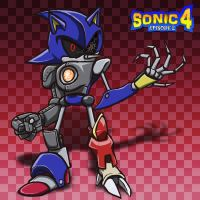 Sonic 4 Episode 2: Metal Mashup by ProfessorZolo