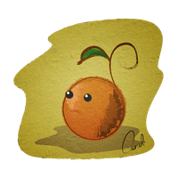 Little Fruit by Carulilustracion