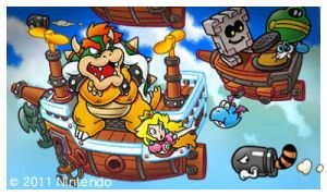 Super Mario 3D Land Photo 3 by KStarboy
