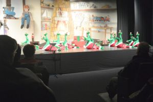 The Dance Company Christmas Show, The Grinches 5 by Miss-Tbones