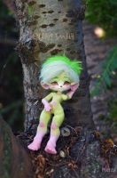 Greeny Smith (Enaibi Brimbelle Mouse) by Merzedes