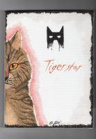 Traditional Art: Tigerstar by Schattenherz2203