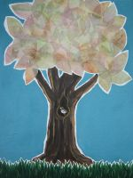 A partridge in a pear tree by doxycide