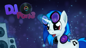 Dj Pon3 by ZiPoMoN