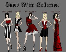 Snow White Collection by TheWhiteSwan