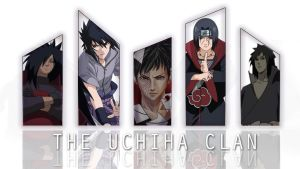 The Uchiha Clan by Anttrex