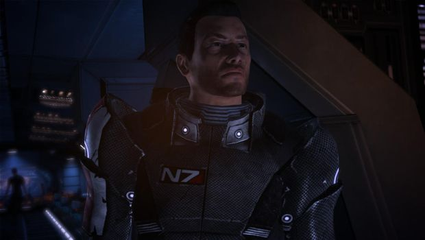 Commander Alexander Shepard. (ME1) by The-Jedi-Exile
