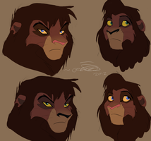 Kheri/Kovu Colour Swap by Kobbzz