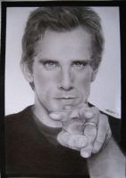 Ben Stiller by Dark83