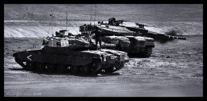 Tanks by PaulEnsane