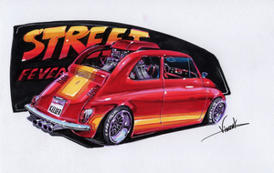 Street Fever by vsdesign69