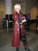 Anime Boston 2011- Dante by MoonHunter02