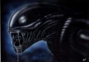 20141026 Aliens by MixaArt