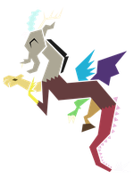 Polygonal - Discord by flamevulture17