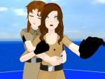 Hug Therapy! (MMD) by foreverhetalia123