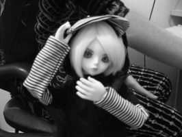 Arron my Dollfie by ivory-shadow