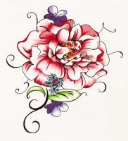 Tattoo Design by EvaHolder