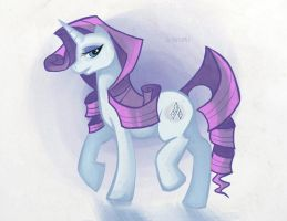 MLP Rarity by IIFOG