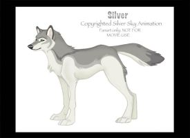 Cel-style Silver by wadifahtook