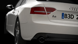 2012 Audi A5 Coupe - Shot #2 by MeshWeaver